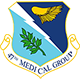 Logo: 47th Medical Group - Laughlin Air Force Base